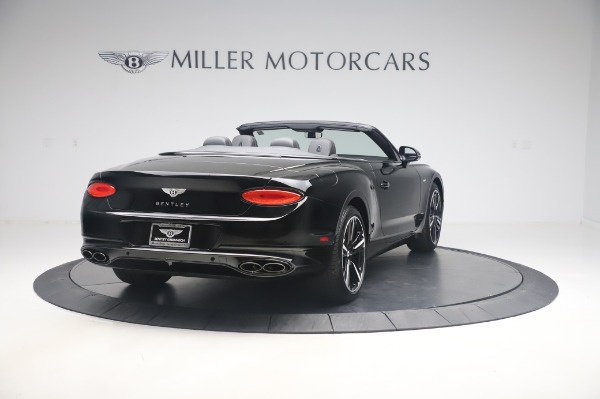 New 2020 Bentley Continental GTC V8 for sale $275,045 at Bentley Greenwich in Greenwich CT 06830 7