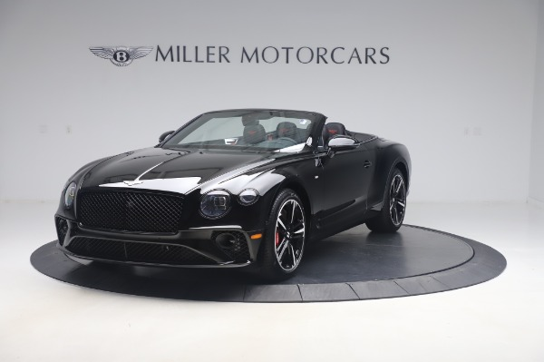 New 2020 Bentley Continental GT Convertible V8 for sale $275,045 at Bentley Greenwich in Greenwich CT 06830 1
