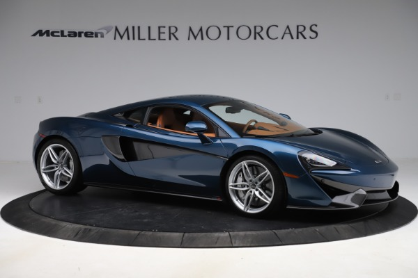 Used 2017 McLaren 570S for sale $149,900 at Bentley Greenwich in Greenwich CT 06830 10