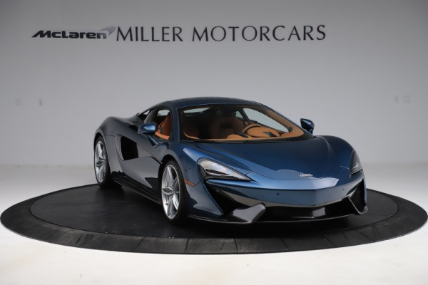 Used 2017 McLaren 570S for sale $149,900 at Bentley Greenwich in Greenwich CT 06830 11