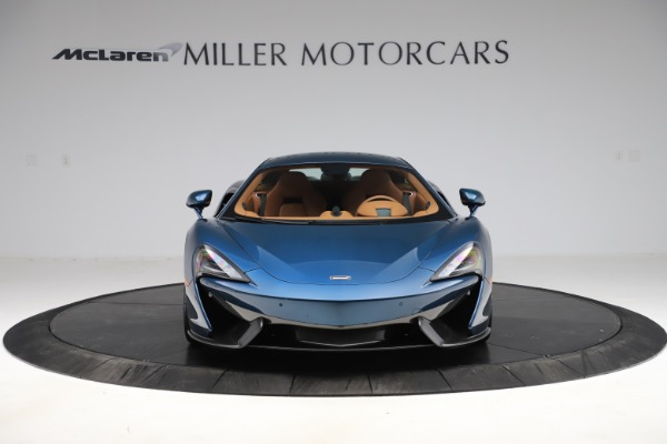 Used 2017 McLaren 570S for sale $149,900 at Bentley Greenwich in Greenwich CT 06830 12