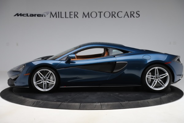 Used 2017 McLaren 570S for sale $149,900 at Bentley Greenwich in Greenwich CT 06830 3