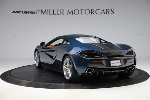 Used 2017 McLaren 570S for sale $149,900 at Bentley Greenwich in Greenwich CT 06830 5