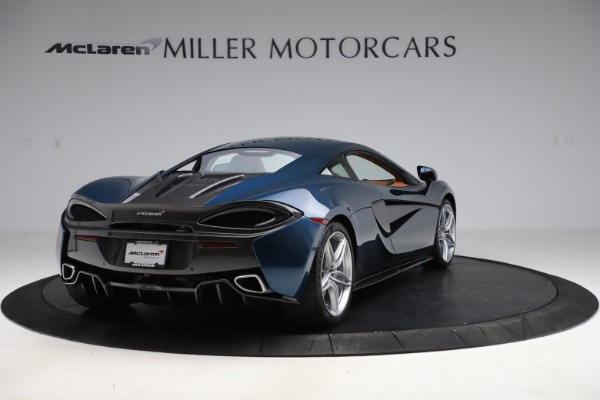 Used 2017 McLaren 570S for sale $149,900 at Bentley Greenwich in Greenwich CT 06830 7