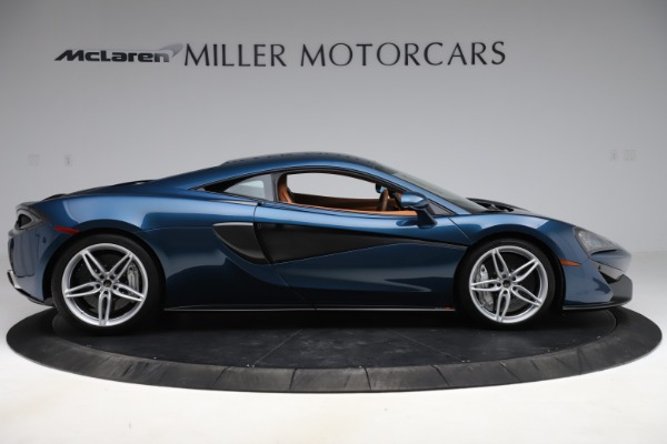 Used 2017 McLaren 570S for sale $154,900 at Bentley Greenwich in Greenwich CT 06830 9