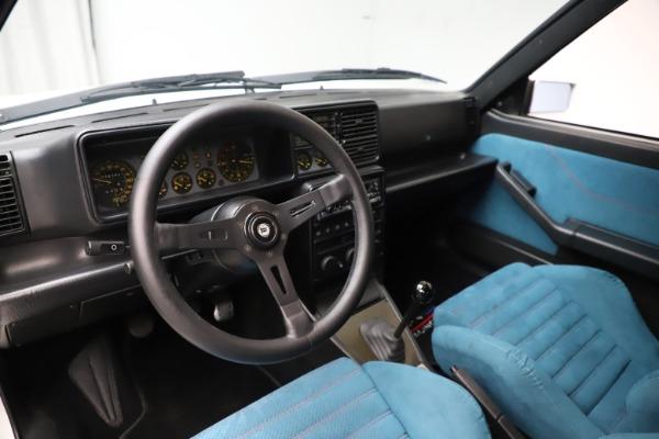 Used 1992 Lancia Delta Integrale Evo 1 - Martini 6 for sale $188,900 at Bentley Greenwich in Greenwich CT 06830 13