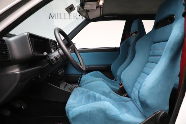 Used 1992 Lancia Delta Integrale Evo 1 - Martini 6 for sale $188,900 at Bentley Greenwich in Greenwich CT 06830 14