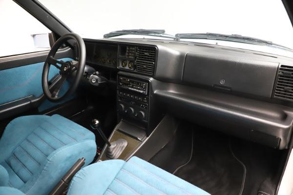 Used 1992 Lancia Delta Integrale Evo 1 - Martini 6 for sale $188,900 at Bentley Greenwich in Greenwich CT 06830 17