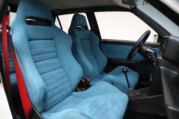 Used 1992 Lancia Delta Integrale Evo 1 - Martini 6 for sale $188,900 at Bentley Greenwich in Greenwich CT 06830 19