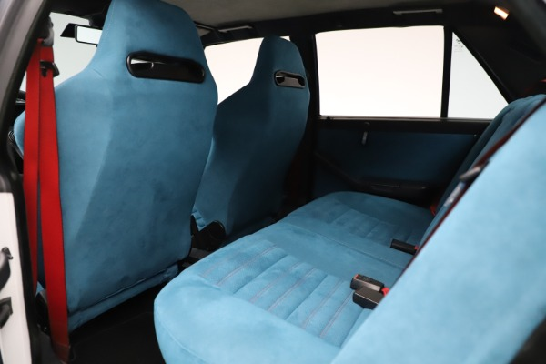 Used 1992 Lancia Delta Integrale Evo 1 - Martini 6 for sale $188,900 at Bentley Greenwich in Greenwich CT 06830 22