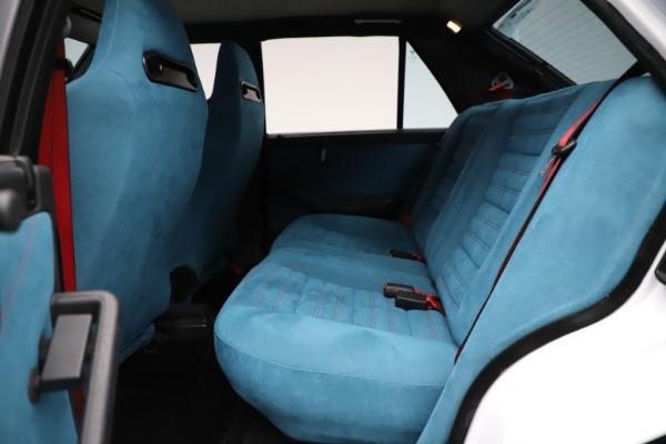 Used 1992 Lancia Delta Integrale Evo 1 - Martini 6 for sale $188,900 at Bentley Greenwich in Greenwich CT 06830 23