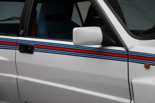 Used 1992 Lancia Delta Integrale Evo 1 - Martini 6 for sale $188,900 at Bentley Greenwich in Greenwich CT 06830 27