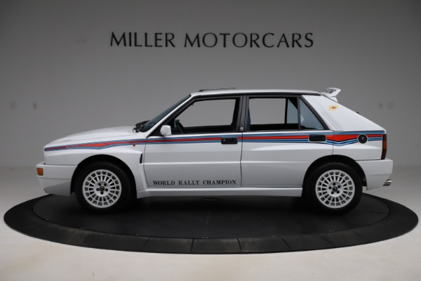 Used 1992 Lancia Delta Integrale Evo 1 - Martini 6 for sale $188,900 at Bentley Greenwich in Greenwich CT 06830 3