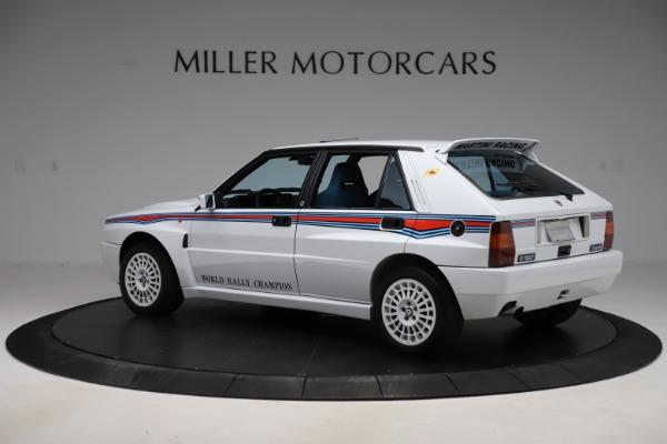 Used 1992 Lancia Delta Integrale Evo 1 - Martini 6 for sale $188,900 at Bentley Greenwich in Greenwich CT 06830 4