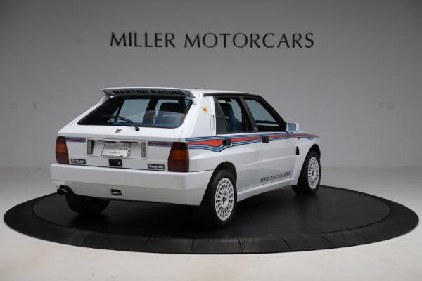 Used 1992 Lancia Delta Integrale Evo 1 - Martini 6 for sale $188,900 at Bentley Greenwich in Greenwich CT 06830 7