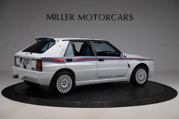Used 1992 Lancia Delta Integrale Evo 1 - Martini 6 for sale $188,900 at Bentley Greenwich in Greenwich CT 06830 8
