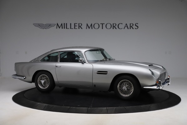 Used 1964 Aston Martin DB5 for sale Call for price at Bentley Greenwich in Greenwich CT 06830 10