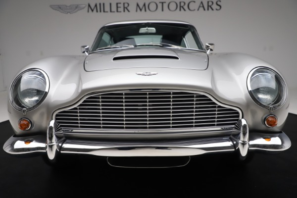 Used 1964 Aston Martin DB5 for sale Call for price at Bentley Greenwich in Greenwich CT 06830 14