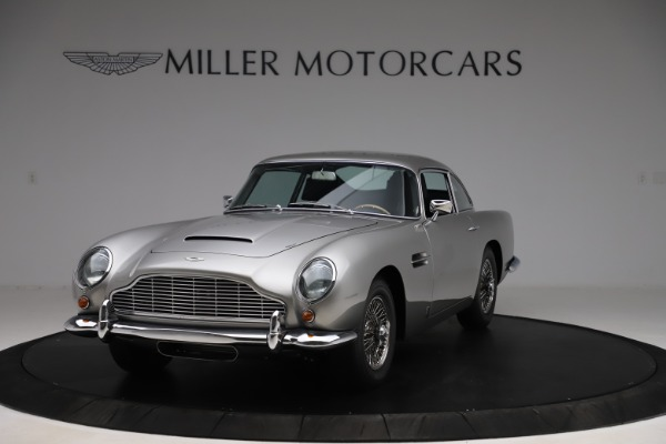 Used 1964 Aston Martin DB5 for sale Call for price at Bentley Greenwich in Greenwich CT 06830 2