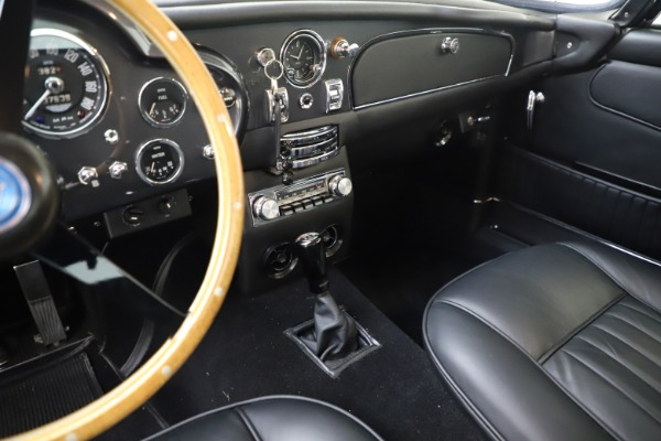 Used 1964 Aston Martin DB5 for sale Call for price at Bentley Greenwich in Greenwich CT 06830 20