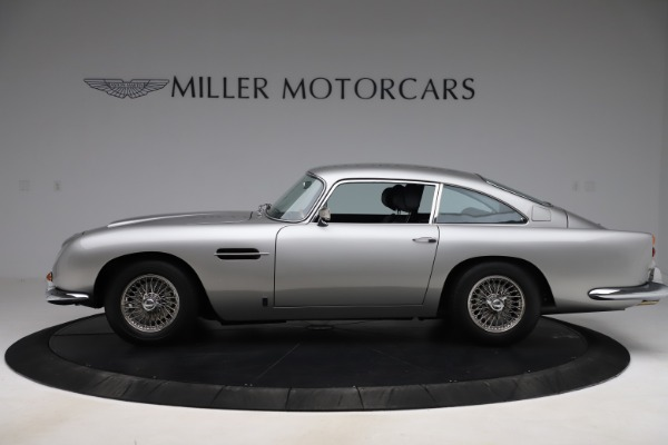 Used 1964 Aston Martin DB5 for sale Call for price at Bentley Greenwich in Greenwich CT 06830 3