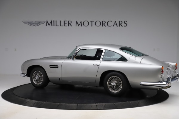Used 1964 Aston Martin DB5 for sale Call for price at Bentley Greenwich in Greenwich CT 06830 4