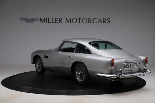 Used 1964 Aston Martin DB5 for sale Call for price at Bentley Greenwich in Greenwich CT 06830 5