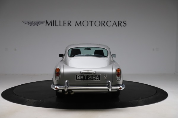 Used 1964 Aston Martin DB5 for sale Call for price at Bentley Greenwich in Greenwich CT 06830 6