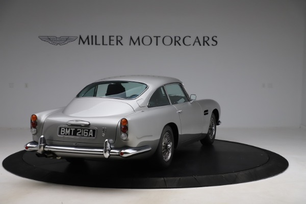 Used 1964 Aston Martin DB5 for sale Call for price at Bentley Greenwich in Greenwich CT 06830 7