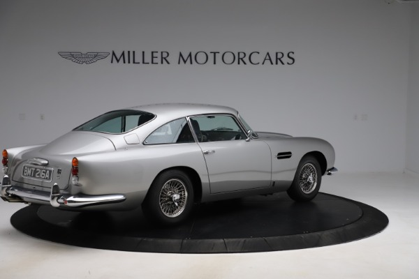 Used 1964 Aston Martin DB5 for sale Call for price at Bentley Greenwich in Greenwich CT 06830 8