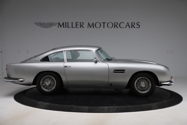 Used 1964 Aston Martin DB5 for sale Call for price at Bentley Greenwich in Greenwich CT 06830 9