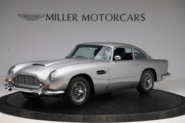 Used 1964 Aston Martin DB5 for sale Call for price at Bentley Greenwich in Greenwich CT 06830 1