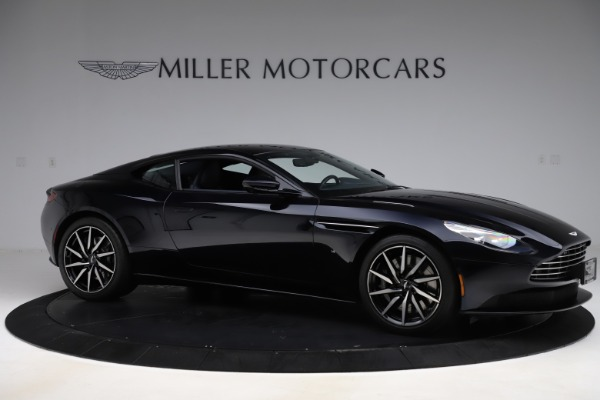 Used 2017 Aston Martin DB11 V12 for sale $129,900 at Bentley Greenwich in Greenwich CT 06830 10