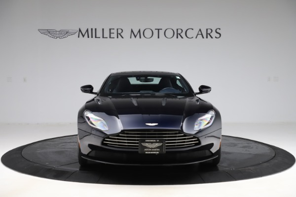 Used 2017 Aston Martin DB11 V12 for sale $129,900 at Bentley Greenwich in Greenwich CT 06830 12
