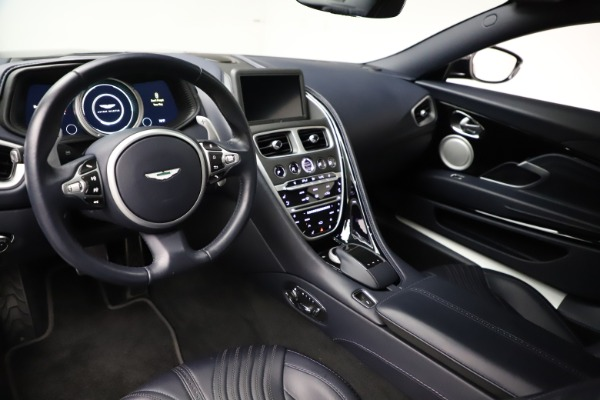 Used 2017 Aston Martin DB11 V12 for sale $129,900 at Bentley Greenwich in Greenwich CT 06830 13