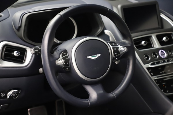 Used 2017 Aston Martin DB11 V12 for sale $129,900 at Bentley Greenwich in Greenwich CT 06830 16