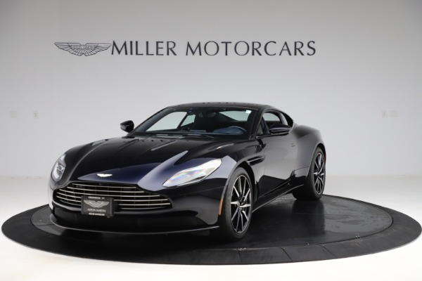 Used 2017 Aston Martin DB11 V12 for sale $129,900 at Bentley Greenwich in Greenwich CT 06830 2