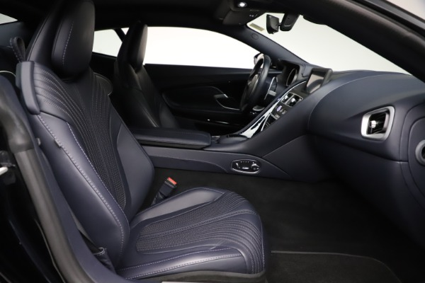 Used 2017 Aston Martin DB11 V12 for sale $129,900 at Bentley Greenwich in Greenwich CT 06830 21