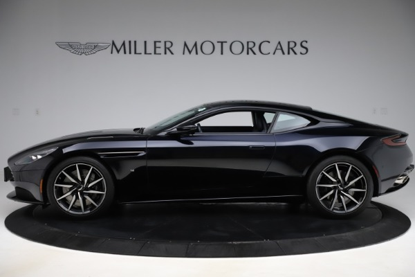Used 2017 Aston Martin DB11 V12 for sale $129,900 at Bentley Greenwich in Greenwich CT 06830 3
