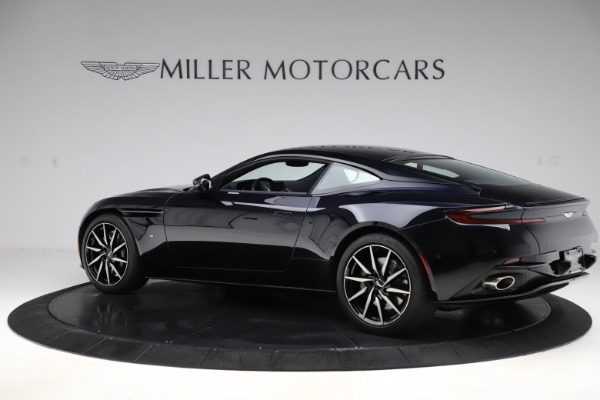 Used 2017 Aston Martin DB11 V12 for sale $129,900 at Bentley Greenwich in Greenwich CT 06830 4