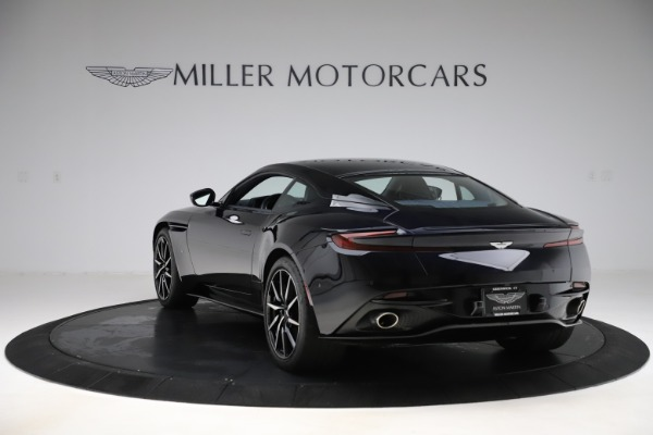 Used 2017 Aston Martin DB11 V12 for sale $129,900 at Bentley Greenwich in Greenwich CT 06830 5
