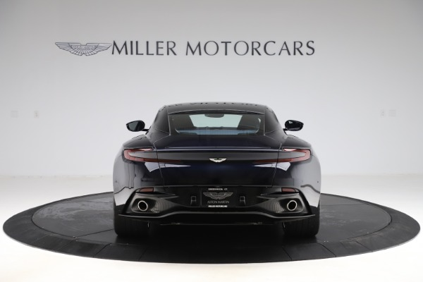 Used 2017 Aston Martin DB11 V12 for sale $129,900 at Bentley Greenwich in Greenwich CT 06830 6