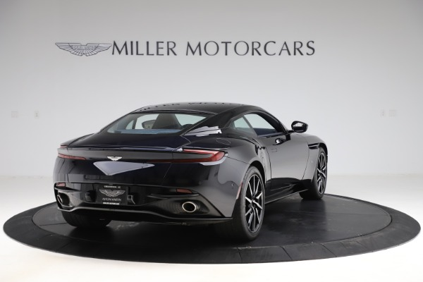 Used 2017 Aston Martin DB11 V12 for sale $129,900 at Bentley Greenwich in Greenwich CT 06830 7