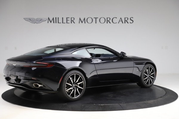 Used 2017 Aston Martin DB11 V12 for sale $129,900 at Bentley Greenwich in Greenwich CT 06830 8