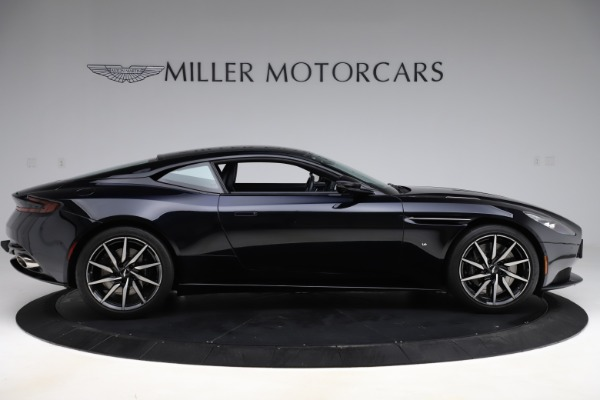 Used 2017 Aston Martin DB11 V12 for sale $129,900 at Bentley Greenwich in Greenwich CT 06830 9