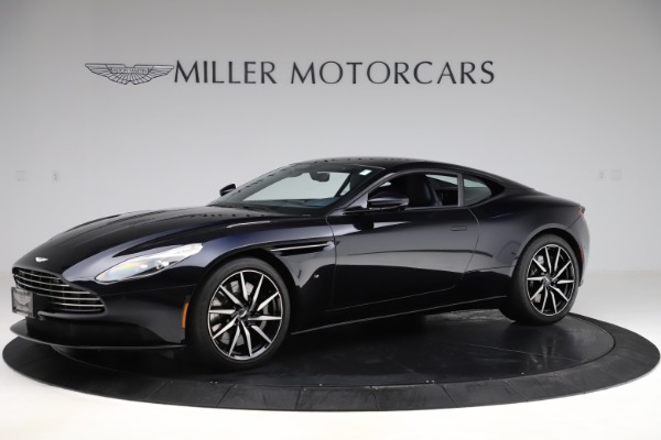 Used 2017 Aston Martin DB11 V12 for sale $129,900 at Bentley Greenwich in Greenwich CT 06830 1
