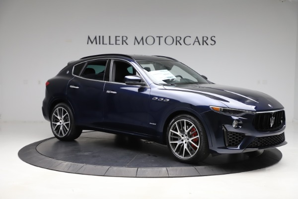 New 2019 Maserati Levante S GranSport for sale $110,855 at Bentley Greenwich in Greenwich CT 06830 10