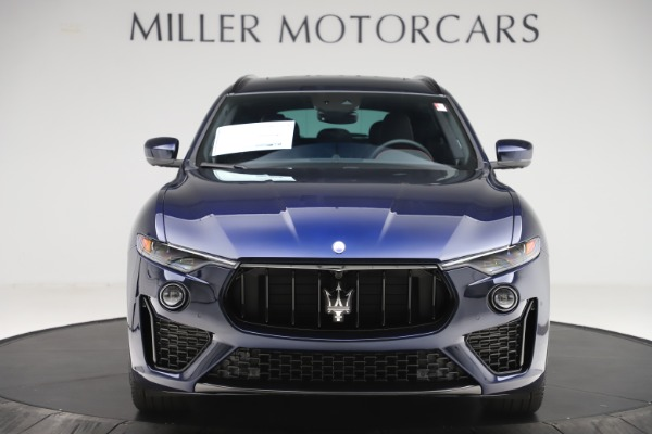 New 2019 Maserati Levante S GranSport for sale $110,855 at Bentley Greenwich in Greenwich CT 06830 12