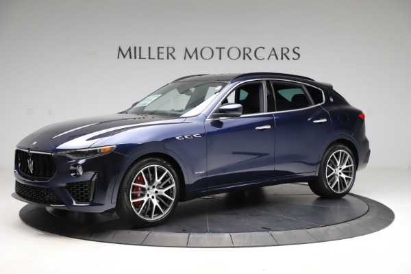 New 2019 Maserati Levante S GranSport for sale $110,855 at Bentley Greenwich in Greenwich CT 06830 2
