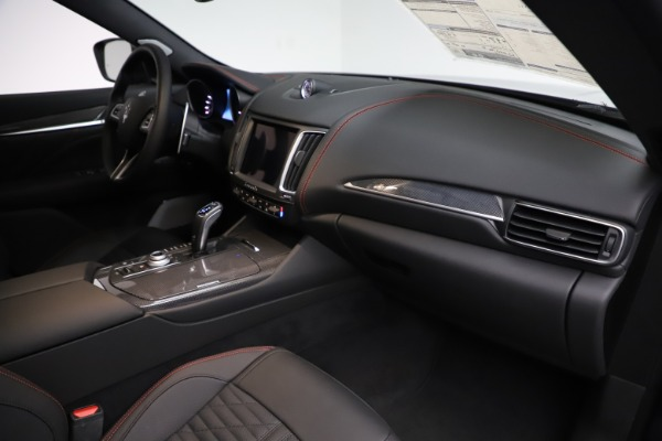 New 2019 Maserati Levante S GranSport for sale $110,855 at Bentley Greenwich in Greenwich CT 06830 22